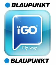 Blaupunkt GPS Navigation Map SD Card for models New York Philadelphia San Diego