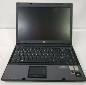 Used for parts HP Compaq 6515b AMD Turion 64 X2 TL-52 14 inch, No RAM, No HDD