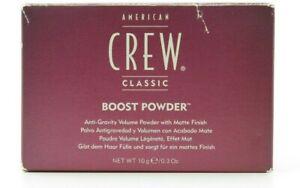 American Crew Classic Boost Powder 0.3 Oz