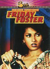 Friday Foster  - NEW DVD