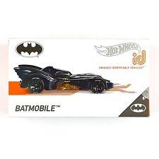 Hot Wheels ID BATMAN 1989 BATMOBILE Collectable Toy Car FXB28 NEW