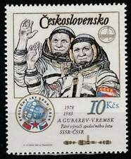 Tjechoslowakije postfris 1983 MNH 2710 - Ruimtevlucht UdSSR en CSSR
