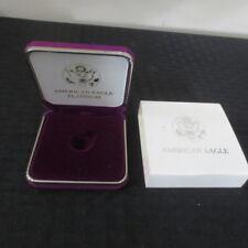 American Eagle Platinum 1/10 oz  Coin Holder