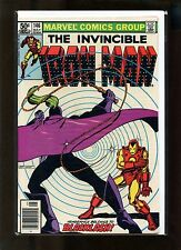 Iron Man #146 (News) VFNM Romita Jr., Layton, Blacklash