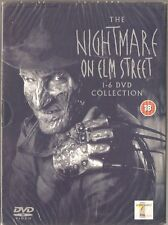 Nightmare On Elm Street, The (1-6 DVD Collection) Sealed, new.