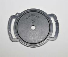 THE CAP BUCKLE LENS CAP KEEPER 72MM OR 82MM AND 77MM CENTRE PINCH CLIP ON CAP