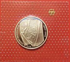 BRD 10 Deutsche Mark 1990 J Deutscher Orden PP  15,5g  625er Silber