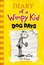 B00825P12M Dog Days: Diary of a Wimpy Kid