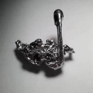 Silver Leklai Ngern Yuang Hirun Racha Thai Amulet Pendant top thai amulet (31)