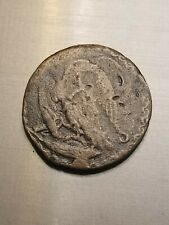 Mexico 1/8 de Real 1824 DURANGO km#320 Nice Condition