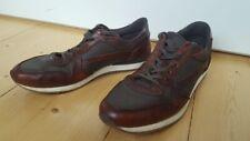 Sneaker Gr. 43 braun / grün