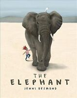 Elephant, Hardcover by Desmond, Jenni, Brand New, Free shipping in the US