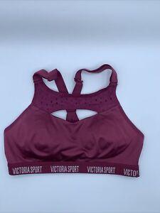 Victorias Secret Sports Bra Maroon Size 32B/B70