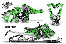AMR Racing Sled Wrap Polaris Axys SKS Snowmobile Graphics Sticker Kit 2015+ KC G