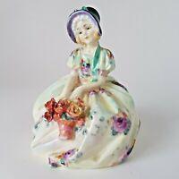 Royal Doulton Monica Figure Figurine HN 1458 by Leslie Harradine 1931 :B1