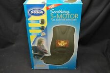Dr Scholls Full Cushion Massager, Soothing, 5-Motor