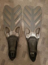 X-Force Fin Size 3-4 Scuba Flippers Diving Tecno Pro