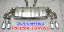 Porsche Cayenne 958 S GTS Turbo Klappenauspuff inklusive vor Ort Montage + TÜV