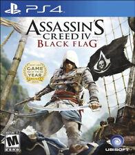Assassin''s Creed IV: Black Flag PS4 New PlayStation 4, playstation_4
