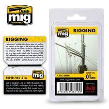 Rigging - Super Fine (model spares) - MIG MIG8016