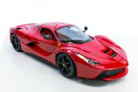 LAFERRARI RED 1:18 MODEL CAR BY MAISTO SPECIAL EDITION 31697