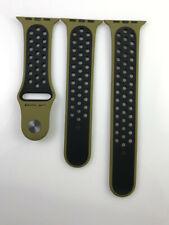 Original Apple watch Series 5 4 3 2 1 Nike Sport Band 42mm 44mm Olive Flak/Black
