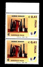 ITALIA REP. - 2003 - Europalia Italia 2003 - 0,41€ Natura morta Morandi nuovo
