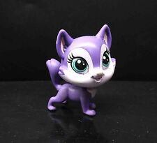Cute lps Littlest Pet Shop Fir Sprucewood, the wolf (#63)
