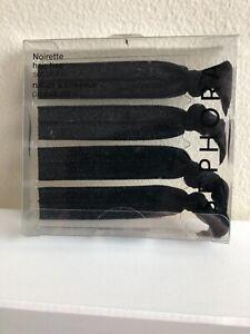 Sephora black hair ties NIP
