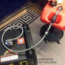 Champion 3400w Inverter Generator 6 Gal Extended Run Fuel System