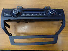 GENUINE BMW E70/E71 X5 / X6 Climate Control / Heater Control Panel