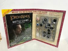 12 Figures with Paint FOREIGN Battle Games LOTR Lord of the Rings Games Workshop
