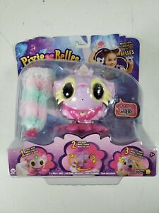 NEW Pixie Belles - Interactive Enchanted Animal Toy, Layla (Purple)