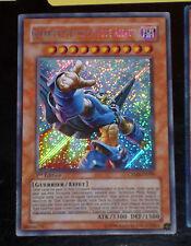 Yu-Gi-Oh SECRET RARE CARD CARTE CRMS-FR000 GUERRIER COLOSSAL/MODE ASSAUT FR NEUF