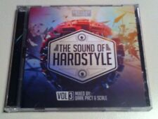 THE SOUND OF HARDSTYLE  -  VOL. 3  -  MIXED BY DARK PACT & SCALE.  2 CD.
