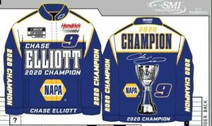 Chase Elliott Nascar Champion Jacket 3X-Large