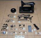 1957 Singer 99k 31 Sewing Machine Parts Lots Replacement Repair Restore Original