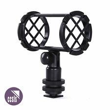 BOYA BY C04 Suspension Shock Mount for PVM1000 PVM1000L Microphone Mic Camera