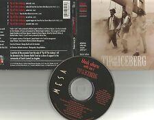 BLACK UHURU w/ ICE T Tip of the Iceberg 7TRX w/ RARE MIXES & EDIT USA CD single