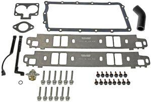 Intake Manifold Gasket Kit Upper Lower Plenum 5.2L 5.9 318 360 Magnum Dodge Ram