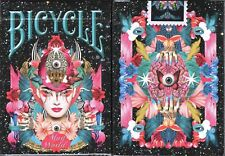 Mad World Bicycle Playing Cards Poker Size Deck USPCC Custom Limited Edition New