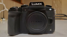 Panasonic LUMIX G85 16.0MP Digital Camera - Black (Body Only) + Extra Battery