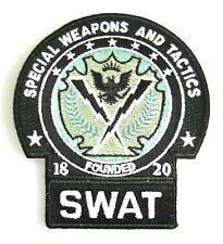 Batman the Dark Night - Police SWAT logo Uniform patch Aufnäher