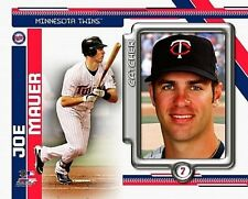 """JOE MAUER """"Minnesota Twins"""" LICENSED un-signed picture poster 8x10 photo"""