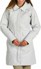 Patagonia Northwest Parka Down Coat Womens Tailored Grey M 8 10 New w Tags $399