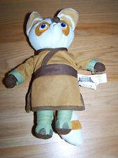 """Kung Fu Panda Master Shifu 8"""" Plush Doll Stuffed Animal Dreamworks 2008 Toy"""