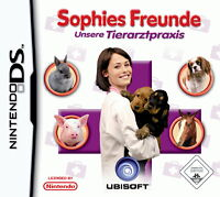 Sophies Freunde - Unsere Tierarztpraxis [video game]