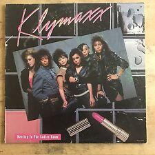 Klymaxx Meeting In The Ladies Room 1984 Vinyl LP Constellation Records MCA 5529