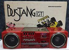 MARANTZ CRS-3.8 nice boombox in box, Rare