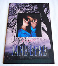 JANE EYRE JAPAN MOVIE PROGRAM BOOK 1996 Charlotte Gainsbourg William Hurt